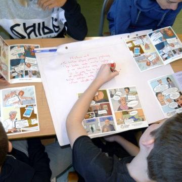 Komiks i lekcje wrażliwości