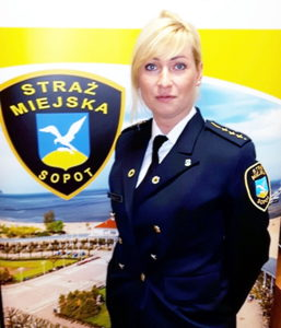 St. Inspektor Magdalena Jażdżewska